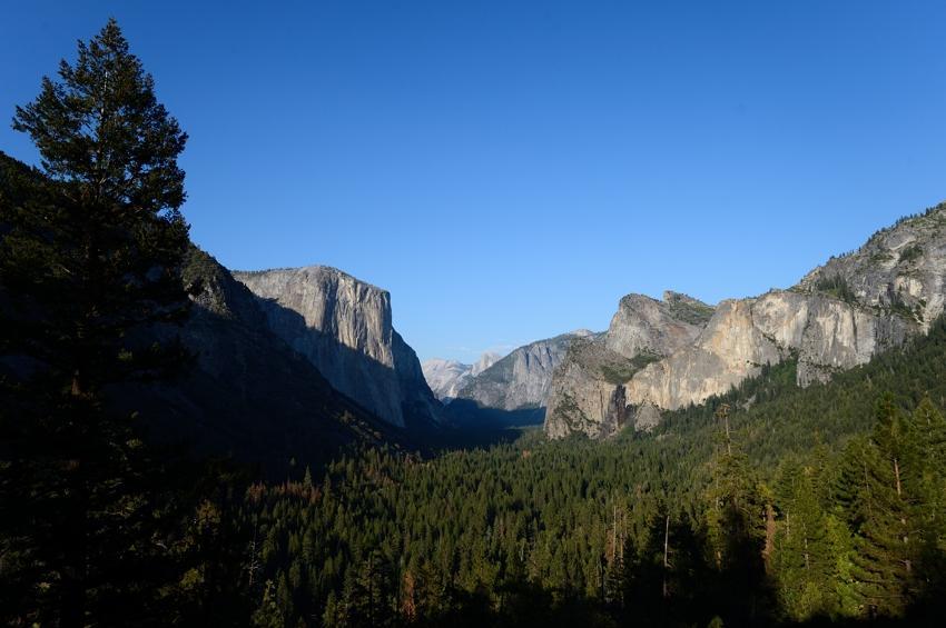 Tunel View, Yosemite Valley