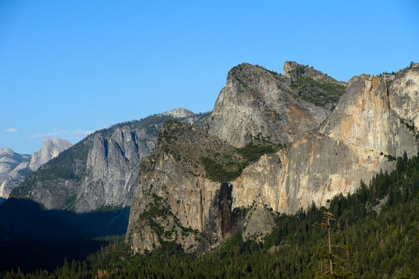 Cathedral Rocks, Yosemite Valley