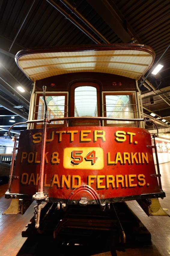 Cable Car Museum, San Francisco, CA.