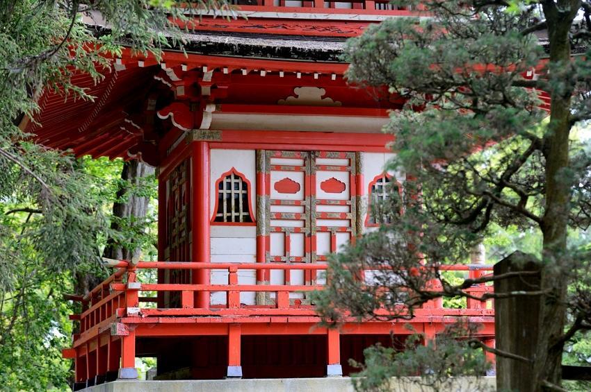 Japanese Tea Garden, Golden Gate Park, CA.